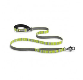 Correa para perros Flat Out Leash Verde RUFFWEAR
