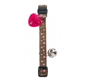 Collar para Gato Dots Rosa HUNTER