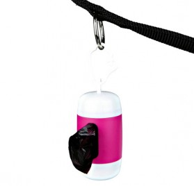 Dispensador de Bolsitas de Basura Doggy Pick Up TRIXIE Rosa