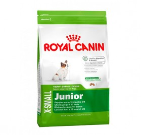 ROYAL CANIN X-Small Junior pienso para perros minis
