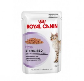 ROYAL CANIN Feline Sterilised - 12 sobres para gatos