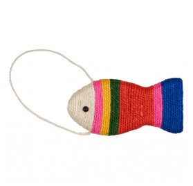 Cat Fish Shaped, Rascador con Forma de Pez CHOMPER