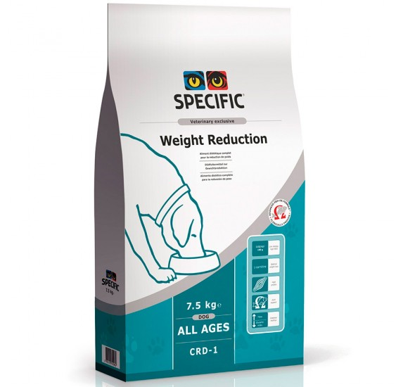 SPECIFIC Canine Vet Diet CRD-1 Weight Reduction