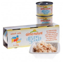 ALMO NATURE Feline Adult Light - Pollo