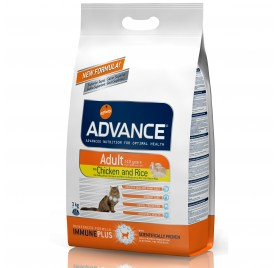 ADVANCE Feline Adult - Pollo y Arroz pienso para gatos