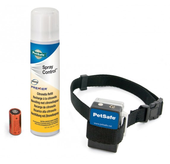 PETSAFE Collar Antiladridos con Spray