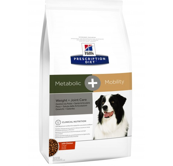 HILL'S Canine Metabolic + Mobility - Pienso para perros