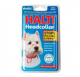 Collar antitirones HALTI